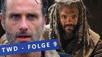 The Walking Dead: Zehn denkwürdige Momente aus Staffel 7, Folge 9 (FS-Video)