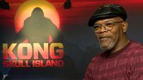 Samuel L Jackson über die Bedeutung von King Kongs Größe (FS-Video)