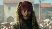 Pirates Of The Caribbean 5: Salazars Rache Trailer DF