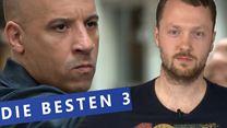 Die besten 3: Fast & Furious 8 / Auf Einmal / Das Tagebuch der Anne Frank (rmarketing.com-Original)