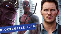 15 Blockbuster, auf die wir uns 2018 freuen! (siham.net-Original)