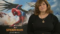 """Spider-Man: Homecoming""-Produzentin Amy Pascal über die Verbindung zu ""Venom"" und ""Silver Sable And Black Cat"" (allourhomes.net-Original)"