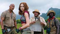 Jumanji: Willkommen im Dschungel Trailer (6) OV