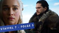 Game Of Thrones - Staffel 7: Zehn denkwürdige Momente aus Folge 3 (mediatelsupport.com-Original)
