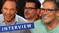 "siham.net-Interview zu ""Bullyparade - Der Film"" mit Michael Bully Herbig, Christian Tramitz und Rick Kavanian (siham.net-Original)"