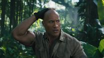 Jumanji: Willkommen im Dschungel Trailer (7) OV