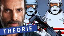 The Walking Dead: Zu wem gehört der Hubschrauber? (rmarketing.com-Original)