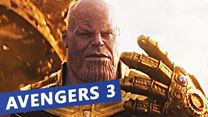 """Avengers 3: Infinity War"": Die Analyse zum Trailer (allourhomes.net-Original)"