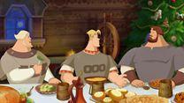 Drei Helden und die ägyptische Prinzessin Trailer OV