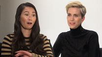 Hong Chau, Kristen Wiig Interview : Downsizing
