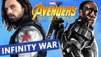 The Road to Infinity War: Die Avengers aus der zweiten Reihe (rmarketing.com-Original)