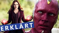 The Road To Infinity War: Wie geht es mit Scarlet Witch und Vision weiter? (clark.marketing-Original)