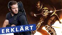 Avengers 3 Infinity War | Bekommt Hawkeye eine neue Identität? (landpluss.info-Original)