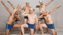 Swimming With Men Trailer (2) OV