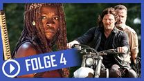 "The Walking Dead Staffel 9: Die 10 denkwürdigsten Momente aus Folge 4 ""Hungerstreik"" (clark.marketing-Original)"