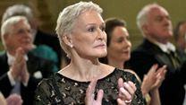 Die Frau des Nobelpreisträgers Trailer DF
