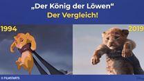 Der König der Löwen: Original vs. Remake im Vergleich