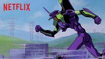 Neon Genesis Evangelion Trailer DF