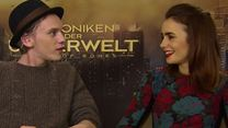 Lily Collins / Jamie Campbell Bower / Harald Zwart