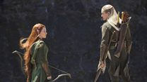 Der Hobbit: Smaugs Einöde Videoclip (3) OV