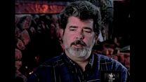 """""""Star Wars"""": George Lucas spricht über die Besetzung von Harrison Ford als Han Solo"""