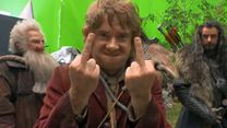 "Der Martin-Freeman-""Hobbit""-Stinkefinger-Supercut"