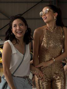 Crazy Rich Asians Trailer OV