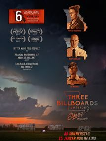 Three Billboards Outside Ebbing, Missouri Trailer DF