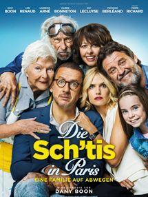Die Sch'tis in Paris - Eine Familie auf Abwegen Trailer DF