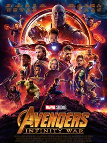 Avengers 3: Infinity War Trailer (2) DF
