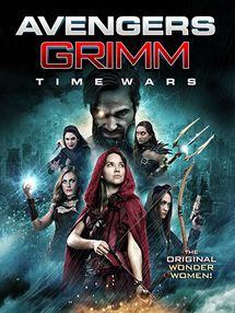 Avengers Grimm 2 Trailer OV