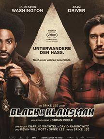 BlacKkKlansman Trailer DF