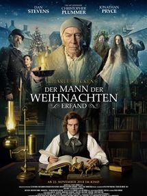 Charles Dickens: Der Mann, der Weihnachten erfand Trailer DF