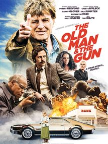 The Old Man And The Gun Trailer OV