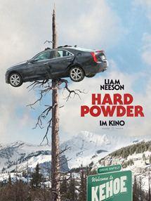 Hard Powder Trailer DF