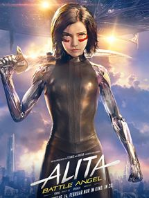 Alita: Battle Angel Trailer DF