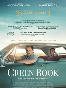 Green Book - Eine besondere Freundschaft Trailer DF