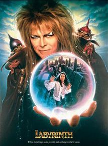 das labyrinth david bowie