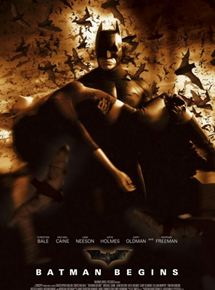 Batman Begins VoD