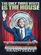Das Weiße Haus sieht schwarz