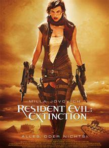 Resident Evil 3: Extinction