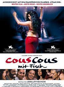 Couscous mit Fisch