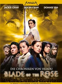 Blade Of The Rose ? Die Chroniken von Huadu