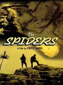 Die Spinnen, 1. Teil - Der goldene See
