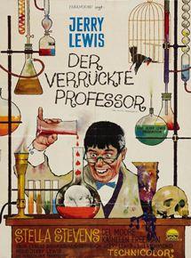 Der Verrückte Professor Film 1963 Filmstartsde