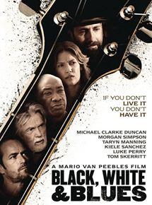 Black, White & Blues