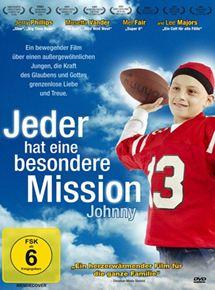 Jeder hat eine besondere Mission: Johnny