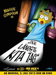Die Simpsons: Der längste Kita Tag
