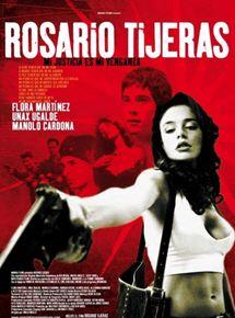 Rosario, die Scherenfrau