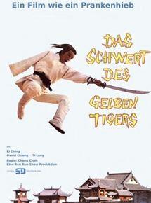 Das Schwert des gelben Tigers